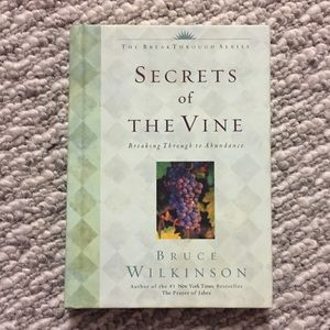Secrets of the Vine Book